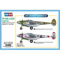 P-38L-5-LO Lightining. HOBBY BOSS 85805