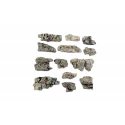 Outcroppings, Ready Rocks. WOODLAND C1139