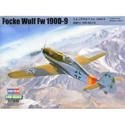 Focke Wulf Fw 190D-9. HOBBY BOSS 81716