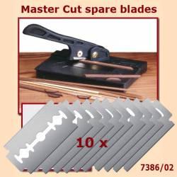 Splare blades.