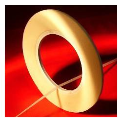 Cinta de enmascarar blanca. 1,25 mm. JAMMYDOG
