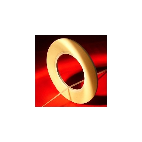 White masking tape. 6,0 mm. JAMMYDOG