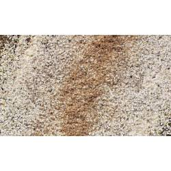 Gravel, gray coarse.