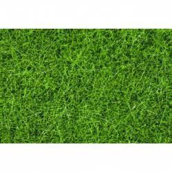 Fibras de hierba, 6 mm, verde oscuro.