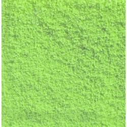 Flock, light green.
