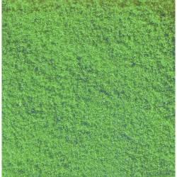 Flocado, verde medio.