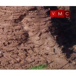 Polvo de roca, arcilla. VMC 10200