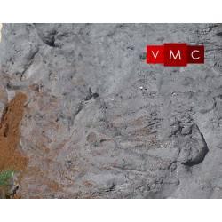 Polvo de roca, granito. VMC 10203
