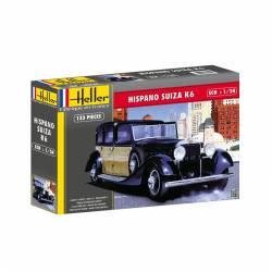 Hispano Suiza K6. HELLER 80704