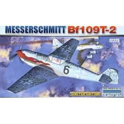 Messerschmitt Bf109T-2. ACADEMY 12225