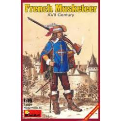 French Musketeer. MINIART 16009