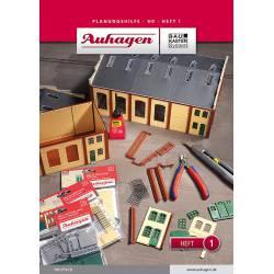 Catálogo planificación de edificios. AUHAGEN 80001