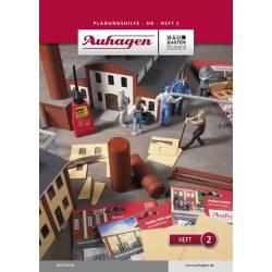 Catálogo planificación de edificios. AUHAGEN 80002