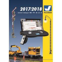 Viessmann Main Catalogue 2017/2018