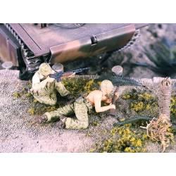 Marines estadounidenses. VERLINDEN 2313