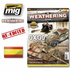 The Weathering Magazine#1: Óxido.