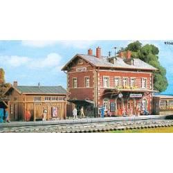 Estación de tren.