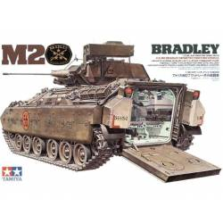 Bradley M2 Infantry Combat Vehicle.