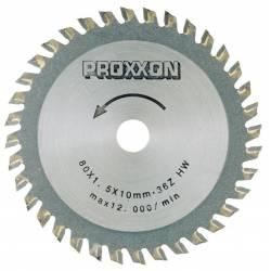 Circular saw blade, for FET table. PROXXON 28732