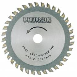 Disco de corte para mesa FET. PROXXON 28732