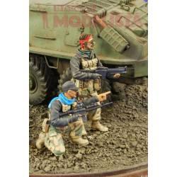 Operaciones encubiertas en Afganistán. VERLINDEN 2790