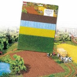 Campos, lagos, cultivos, etc. BUSCH 7175