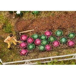 Green cabbage and cauliflower. FALLER 181263