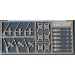 Marmita para cambio de agujas. MFTRAIN 83010