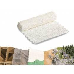Modelling plaster cloth.