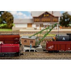 Loading crane. FALLER 232511
