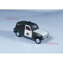 Renault R4, Guardia Civil. ETM A002