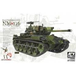 NM 116 Royal Norwegian Army. AFV CLUB 35S82