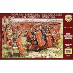Roman imperial legionaries. ZVEZDA 8043