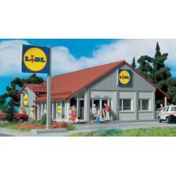 """Supermercado """"Lidl""""."""