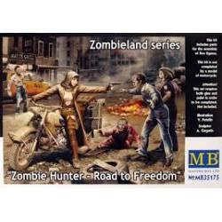 Zombi hunter.