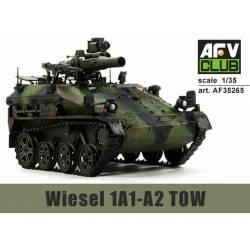Germann Wiesel 1A1-A2 TOW. AFV CLUB 35265