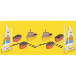 Set de botes. KIBRI 39159