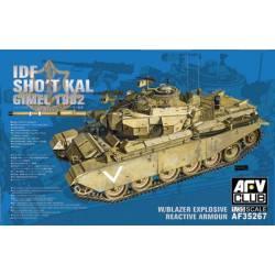"""IDF Sho't Kal Gimel 1982, """"Centurion"""". AFV CLUB 35267"""
