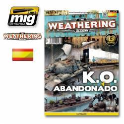 The Weathering Magazine #9: KO y abandonado.