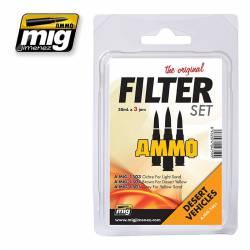 Filter Set: Desert vehicles. AMIG 7451