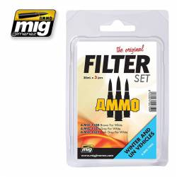Filter Set: Vehículos de invierno y ONU.