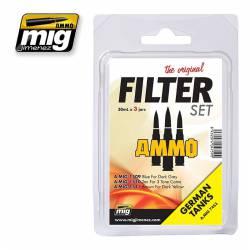 Filter Set: Tanques alemanes. AMIG 7453