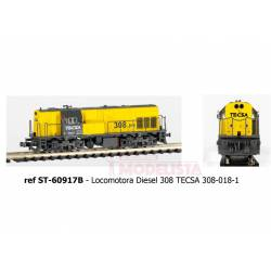 Locomotora diésel 308-018-1, TECSA. STARTRAIN 60917B
