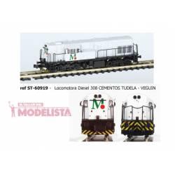 Locomotive 308-018-1, TECSA. STARTRAIN 60919