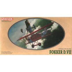 Fokker D.VII - Knights of the Sky Series. DRAGON 5905