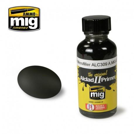 Black Primer & Microfiller. 30 ml. ALCLAD 309