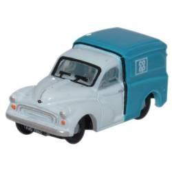Morris 1000 van CO-OP, blue/white. OXFORD NMM012