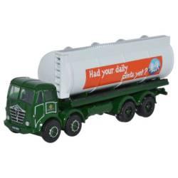 Foden FG round tanker milk marketing board. OXFORD NFG002