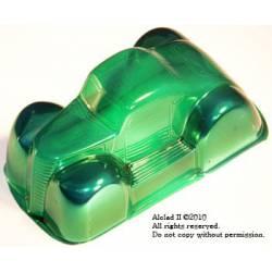 Bote 30 ml - Verde transparente. ALCLAD 404