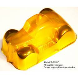 Bote 30 ml - Amarillo transparente. ALCLAD 402